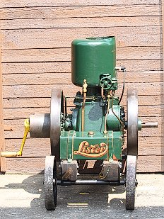 Lister A Junior, stationary engine