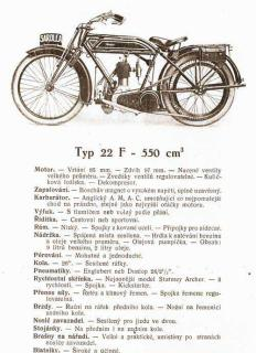 Sarolea 22F catalog