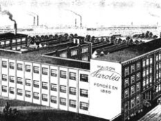 Sarolea factory building